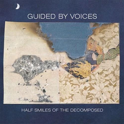 Guided By Voices - Half Smiles of the Decomposed [Limited Red Color Vinyl Record]  (4464436445248)