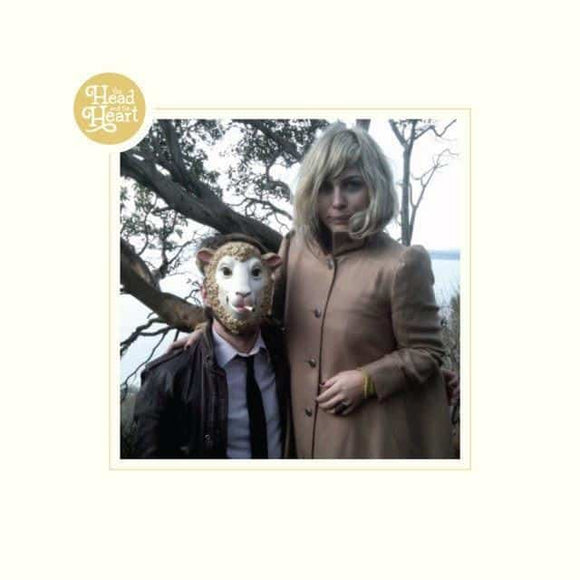Head and the Heart, The  - Self Titled Vinyl Record  (1247819459)