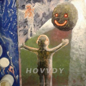 Hovvdy - Heavy Lifter [Orange Color Vinyl Record]  (4342056484928)
