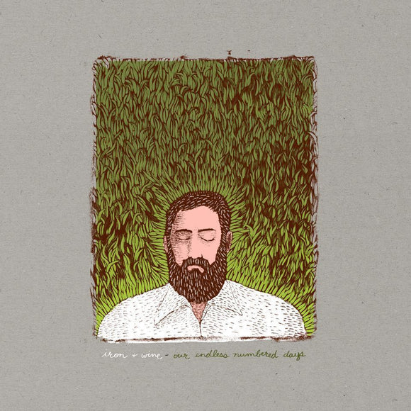 Iron & Wine Our Endless Numbered Days Deluxe Vinyl Record  (4458314563648)