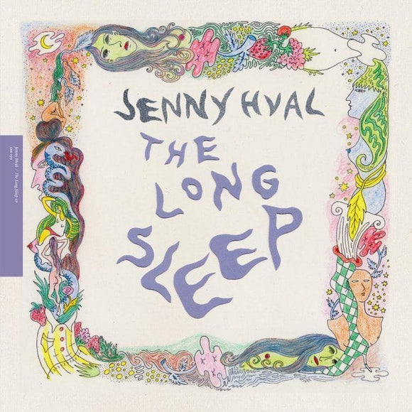 Jenny Hval - The Long Sleep [Ltd ED Purple Vinyl Record]  (1295696986171)