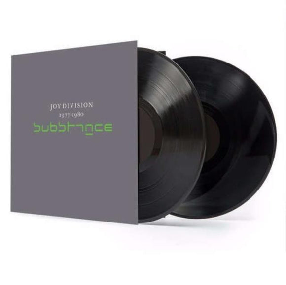 Joy Division - Substance (180G Vinyl 2LP)  (4446977851456)