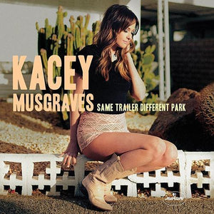 Kacey Musgraves - Same Trailer Different Park Vinyl Record  (615963328571)