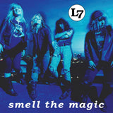 L7 - Smell the Magic (Remastered)[Loser Edition on clear with orange, blue, and gray vinyl]
