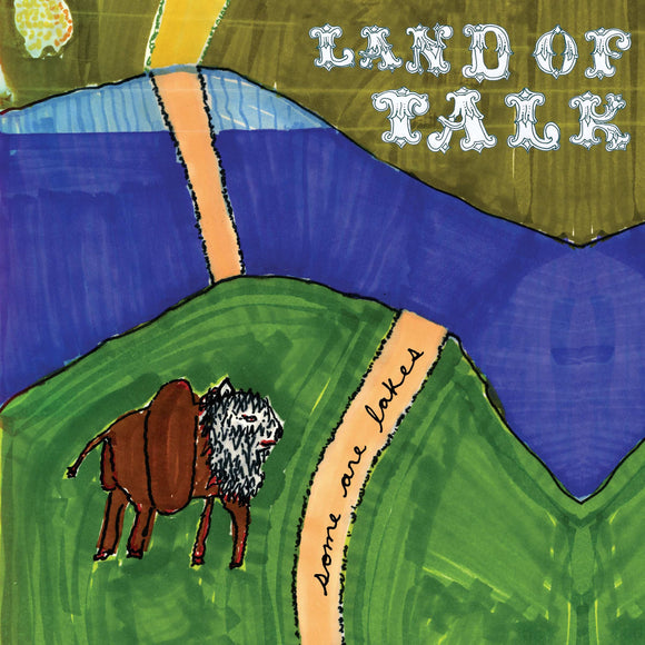 Land of Talk - Some Are Lakes Vinyl Record  (4436947304512)