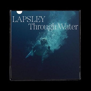 "Lapsley - Through Water [Deluxe Clear Color Vinyl + 7"" Record]  (4411890794560)"