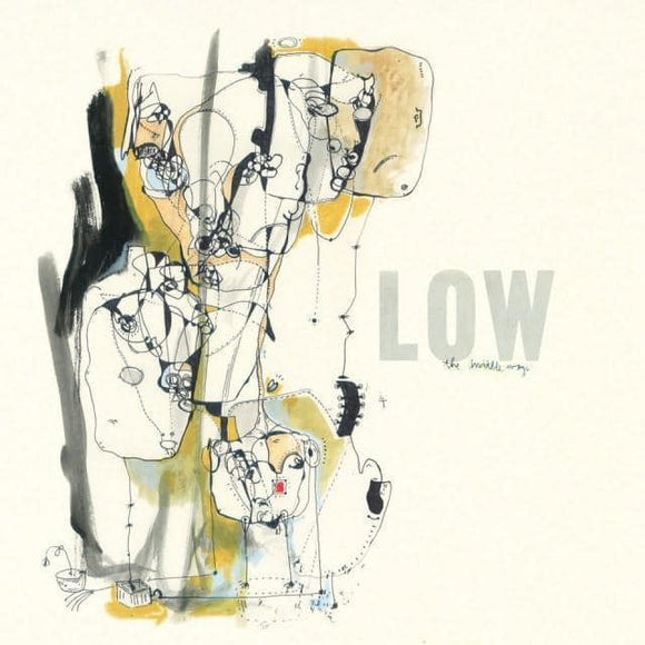 Low - The Invisible Way Vinyl Record  (1247848771)
