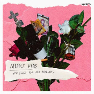 "Middle Kids - New Songs for Old Problems (12"" Vinyl EP)  (2253606518843)"