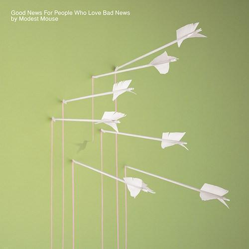 Modest Mouse - Good News for People Who Love Bad News (180 Gram Vinyl, 2LP)  (4717563395)