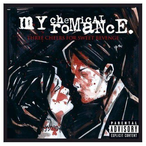 My Chemical Romance- Three Cheers for Sweet Revenge Vinyl Record  (1247801283)