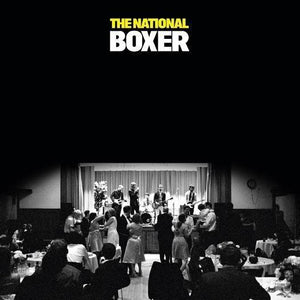 National, The - Boxer Vinyl Record  (1247820035)