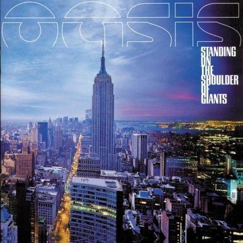 Oasis - Standing On The Shoulders Of Giants [180g Vinyl Record]  (7467914755)