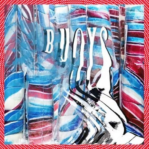 Panda Bear - Buoys [Colored Vinyl Record] **Overstock Markdown**  (2054222446651)