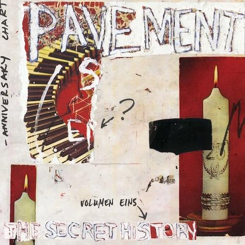 Pavement - The Secret History Vol. 1 (2LP) Vinyl Record  (4372696563776)