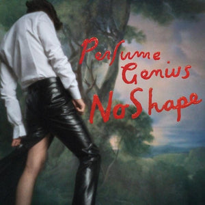 Perfume Genius - No Shape [Limited CLEAR Vinyl Record]  (10580636238)