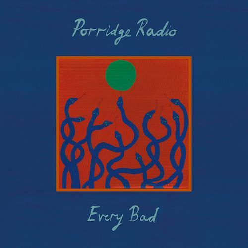 Porridge Radio - Every Bad [Very Rare BLUE OCEAN WAVES Color Vinyl Record]  (4446371446848)