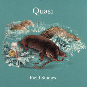 Quasi - Field Studies [2LP White Color Vinyl]  (6869000771)