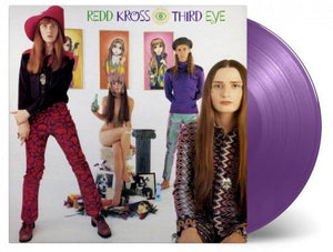 REDD KROSS - THIRD EYE (180g Audiophile) [Limited Purple Color Vinyl]  (5242347192477)