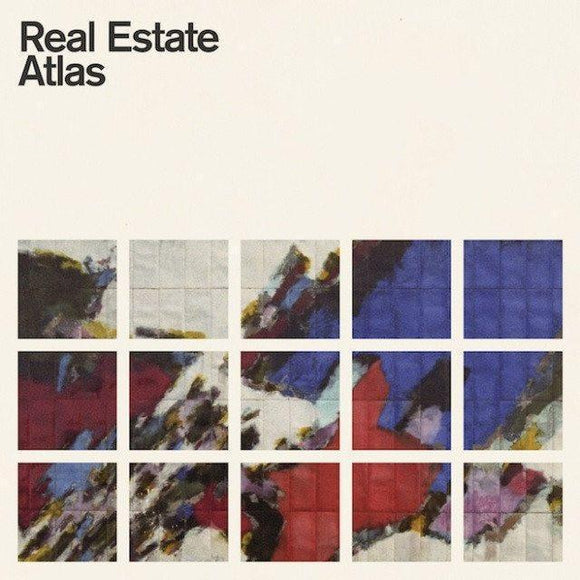 Real Estate- Atlas Vinyl Record  (1247759683)