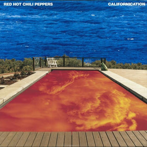 Red Hot Chili Peppers - Californication (180g 2LP) Vinyl Record  (4453750341696)