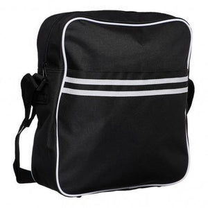 Retro Black Record Bag  (4345297600576)