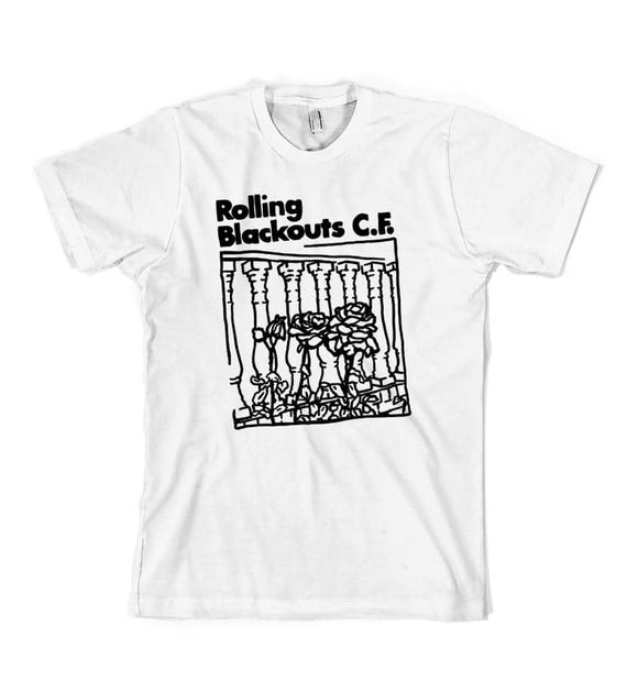 Rolling Blackouts CF Sideway to New Italy T-Shirt  (5426519277725)