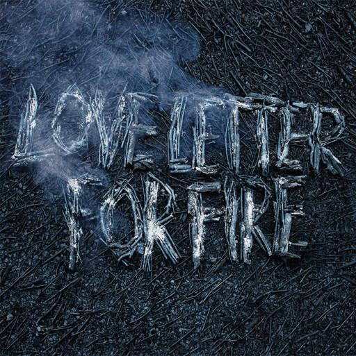 Sam Beam (aka Iron and Wine) & Jesca Hoop - Love Letter for Fire Vinyl Record  (4364899680320)