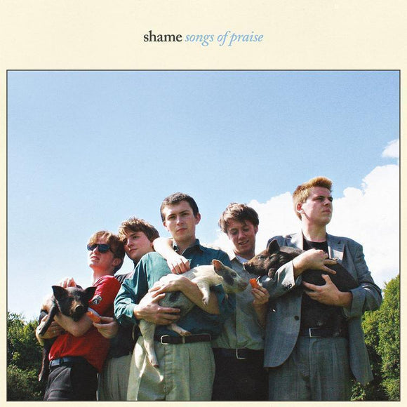 Shame - Songs Of Praise Vinyl Record  (145598054414)