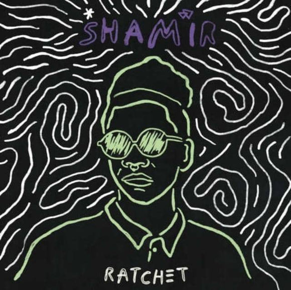 Shamir - Ratchet Vinyl Record  (5289925509277)