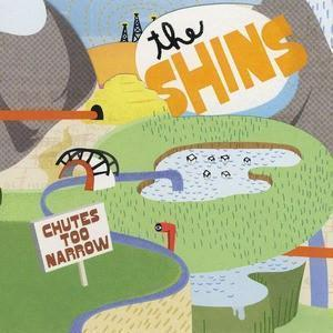 Shins, The - Chutes too Narrow Vinyl Record  (1247827075)