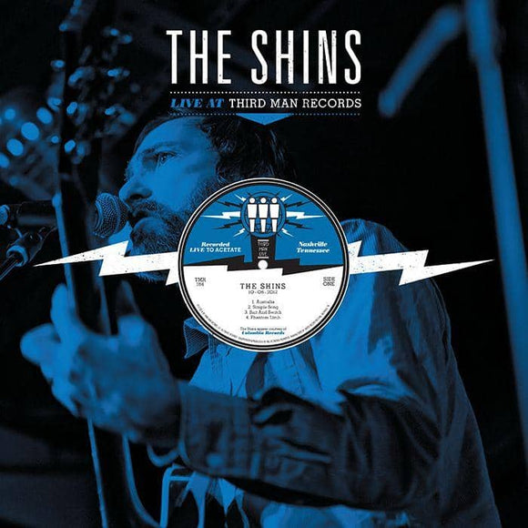 Shins: Live at Third Man Records