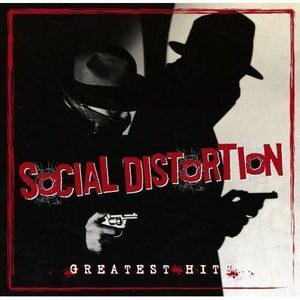 Social Distortion - Greatest Hits Vinyl Record 2LP  (6936966083)