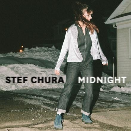 Stef Chura - Midnight [Very Limited Blue Color Vinyl]  (2299535163451)