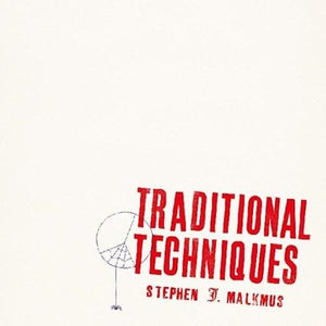 Stephen Malkmus - Traditional Techniques Vinyl Record  (4397987823680)