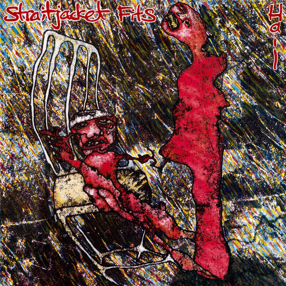 Straitjacket Fits - Hail Vinyl Record  (5417521807517)