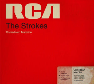 Strokes, The - Comedown Machine Vinyl Record  (2630908291)