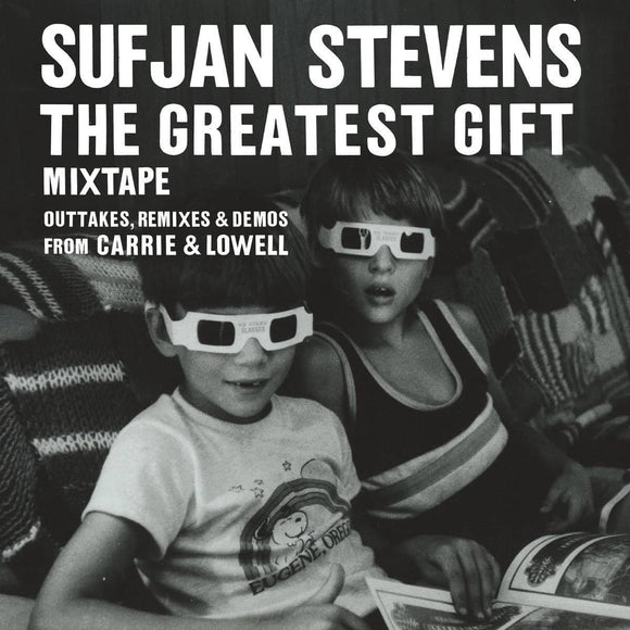 Sufjan Stevens - Greatest Gift [Translucent Yellow Vinyl]  (11476382286)