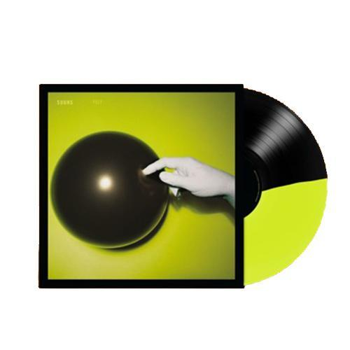 Suuns - Felt [Black and Lime Color Vinyl Record]  (1338644463675)