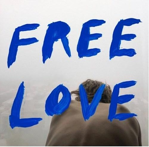 Sylvan Esso - Free Love [Limited Edition Sky Blue Color Vinyl Record]