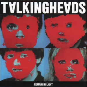Talking Heads - Remain In Light Vinyl Record  (4452752425024)