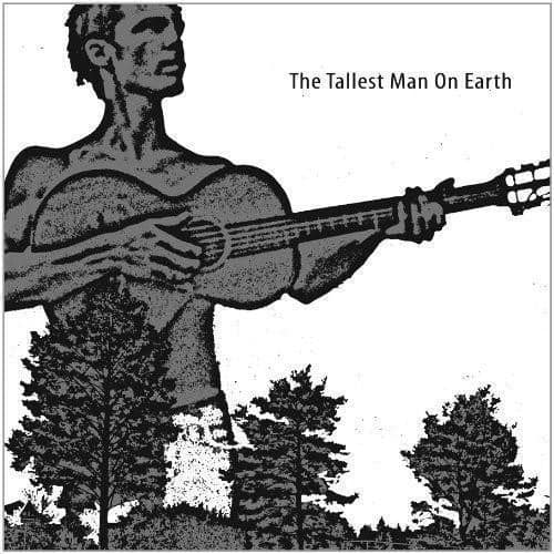 Tallest Man on Earth, The - Self Titled EP Vinyl  (1247721091)