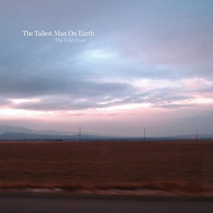 Tallest Man on Earth- The Wild Hunt [Very Limited Summer Sky Wave Color + Bonus Single Vinyl Record]  (5239757996189)