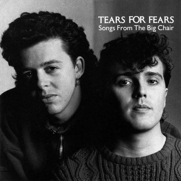 Tears For Fears - Songs From The Big Chair (180g Back in Black Vinyl Version)  (5887709827)