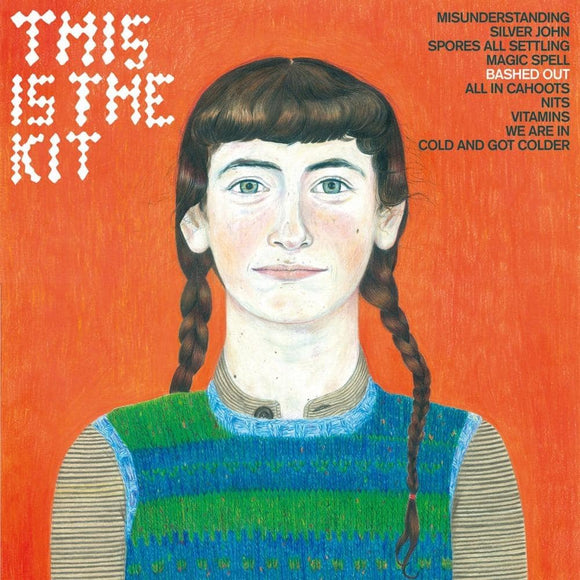 This is the Kit - Bashed Out [Very Limited Green Color Vinyl]  (4354321743936)