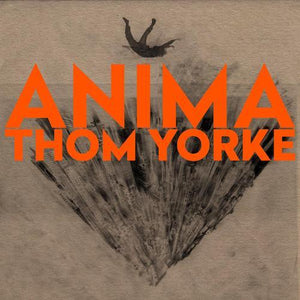 Thom Yorke - Anima [Limited Edition Orange Color Vinyl Record]  (4372663337024)