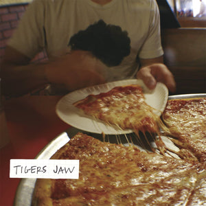 Tigers Jaw - Tigers Jaw [Limited Purple/Orange Pinwheel Color Vinyl Record]  (5258977345693)