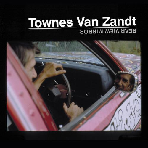 Townes Van Zandt ‎– Rear View Mirror Vinyl Record [Limited Edition 2LP Pink Color Vinyl]  (5342221009053)
