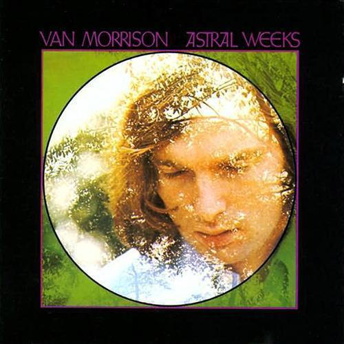 Van Morrison - Astral Weeks [180g Clear Color Vinyl]  (11262687886)