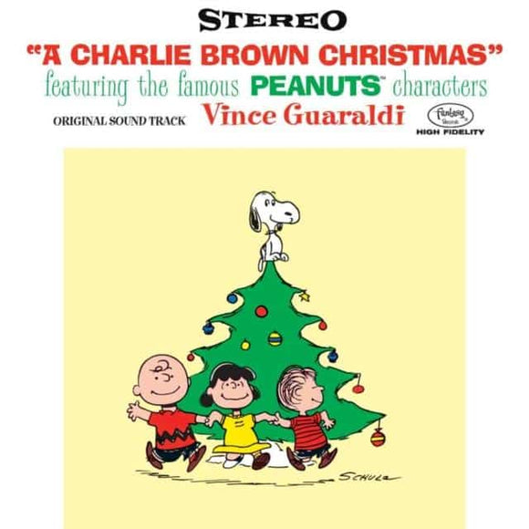 Vince Guaraldi Trio - A Charlie Brown Christmas [70TH ANNIVERSARY EDITION with Lenticular Cover]
