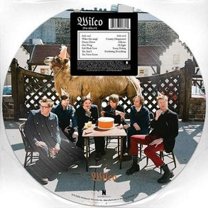 Wilco - Wilco (The Album) [Picture Disc] Vinyl Record  (1803178672187)